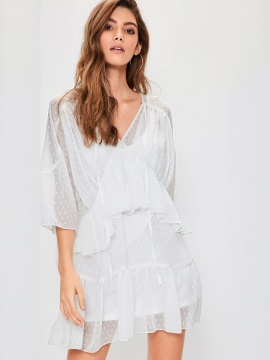 Womens Ruffle Dresses|IRISIE.COM